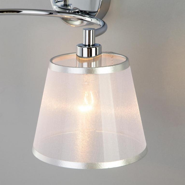 Настенный светильник Eurosvet 60094/2 хром