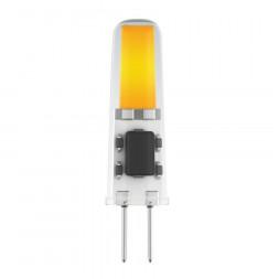 Лампа светодиодная G4 2W 2800К прозрачная VG9-K1G4warm2W-12 6987