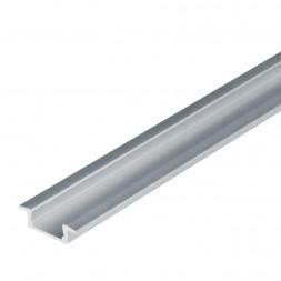 Профиль (UL-00004050) Uniel UFE-A11 Silver 200 Polybag