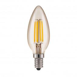 Лампа светодиодная филаментная Elektrostandard BLE1426 E14 9W 4200K прозрачная 4690389151255