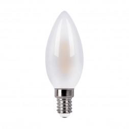 Лампа светодиодная филаментная Elektrostandard BLE1427 E14 9W 4200K матовая 4690389151262