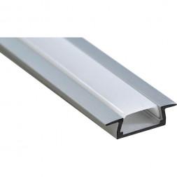 Профиль алюминиевый встраиваемый Feron CAB251 10265