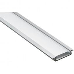 Профиль алюминиевый встраиваемый Feron CAB252 10293