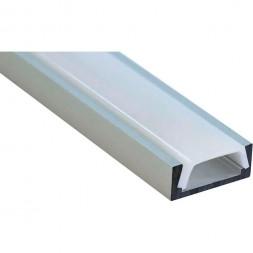 Профиль алюминиевый накладной Feron CAB262 10267