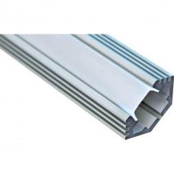 Профиль алюминиевый угловой с фаской Feron CAB272 10270
