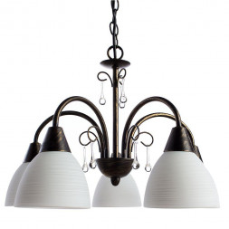 Подвесная люстра Arte Lamp 82 A9312LM-5BR
