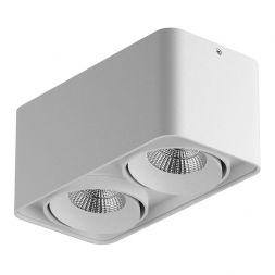 Потолочный светодиодный светильник Lightstar Monocco 052126