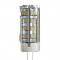 Лампа светодиодная G4 5W 4000К прозрачная VG9-K1G4cold5W 7033
