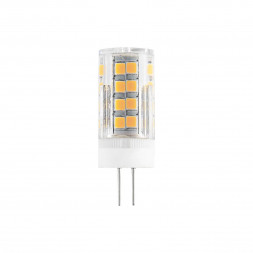 Лампа светодиодная G4 7W 4200K прозрачная 4690389112973