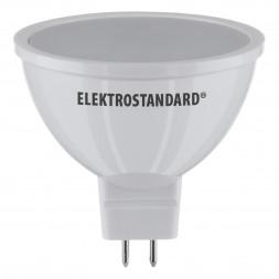 Лампа светодиодная G5.3 5W 3300K матовая 4690389081590