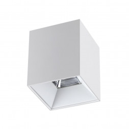 Потолочный светодиодный светильник Novotech Recte 358478