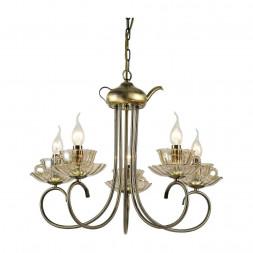 Подвесная люстра Arte Lamp A1750LM-5AB
