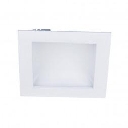 Встраиваемый светодиодный светильник Arte Lamp Riflessione A7412PL-1WH