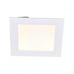Встраиваемый светодиодный светильник Arte Lamp Riflessione A7416PL-1WH