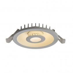 Встраиваемый светодиодный светильник Arte Lamp Sirio A7203PL-2WH
