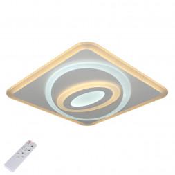 Потолочный светодиодный светильник с пультом ДУ Omnilux Calmazzo OML-06007-80