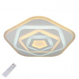 Потолочный светодиодный светильник с пультом ДУ Omnilux Monteluro OML-05407-70
