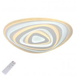 Потолочный светодиодный светильник с пультом ДУ Omnilux Pianacce OML-05807-120
