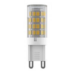 Лампа светодиодная G9 4W 2800К прозрачная VG9-K1G9warm4W 6991