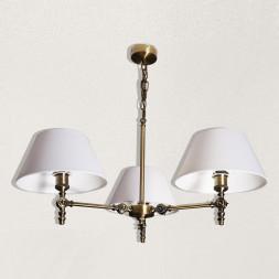Подвесная люстра Arte Lamp A5620LM-3AB