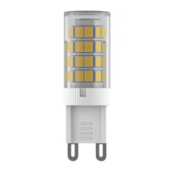 Лампа светодиодная G9 4W 4000K прозрачная VG9-K1G9cold4W 6992