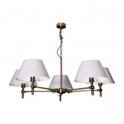 Подвесная люстра Arte Lamp A5620LM-5AB
