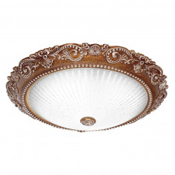 Потолочный светодиодный светильник Silver Light Louvre 833.49.7
