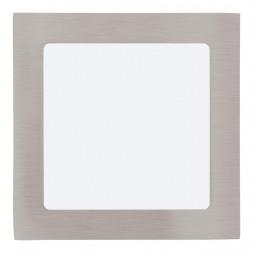 Встраиваемый светодиодный светильник Eglo Fueva 1 31678