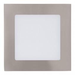 Встраиваемый светодиодный светильник Eglo Fueva 1 95276
