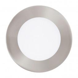 Встраиваемый светодиодный светильник Eglo Fueva 1 95467