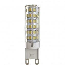Лампа светодиодная G9 7W 2800К прозрачная VG9-K1G9warm7W 7036