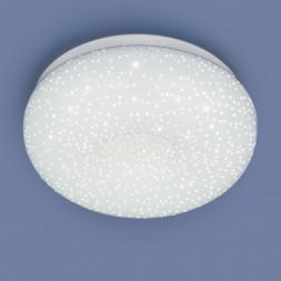 Встраиваемый светодиодный светильник Elektrostandard 9910 LED 8W WH белый 4690389123573