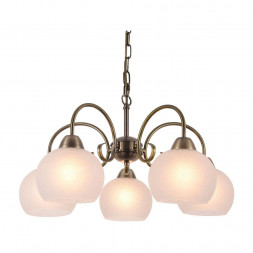 Подвесная люстра Arte Lamp A9317LM-5AB