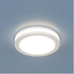 Встраиваемый светодиодный светильник Elektrostandard DSKR80 5W 4200K 4690389056710