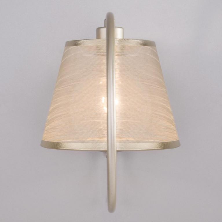 Настенный светильник Eurosvet 60093/1 перламутровое золото