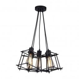 Подвесная люстра Arte Lamp A9469SP-5BK