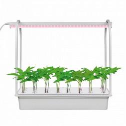 Светодиодный светильник для растений (UL-00004499) Uniel Minigarden ULT-P44D-10W/Sple IP20 Aqua Simp