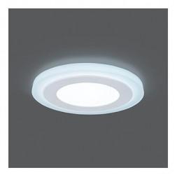 Встраиваемый светодиодный светильник Gauss Backlight BL117