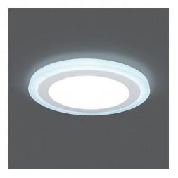 Встраиваемый светодиодный светильник Gauss Backlight BL119
