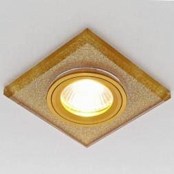 Встраиваемый светильник Ambrella light Desing D0327 GD