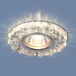 Встраиваемый светильник Elektrostandard 2202 MR16 CL прозрачный 4690389106101