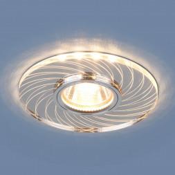 Встраиваемый светильник Elektrostandard 2203 MR16 CL прозрачный 4690389106088