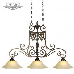 Подвесной светильник Chiaro Айвенго 382011503