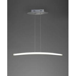 Подвесной светодиодный светильник Mantra Hemisferic 4081