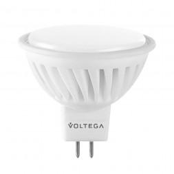 Лампа светодиодная GU5.3 10W 4000K матовая VG1-S1GU5.3cold10W-C 7075