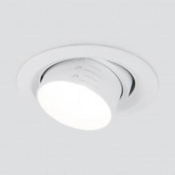 Встраиваемый светодиодный светильник Elektrostandard 9920 LED 15W 4200K белый 4690389162718