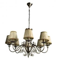 Подвесная люстра Arte Lamp Charm A2083LM-8AB