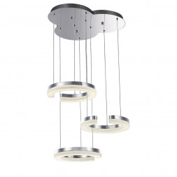 Подвесной светодиодный светильник Lightstar Unitario 763460