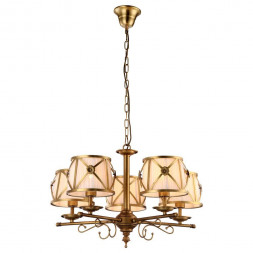 Подвесная люстра Arte Lamp Chic A2806LM-5SR