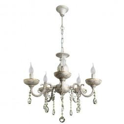 Подвесная люстра Arte Lamp Dubai A5335LM-5WG